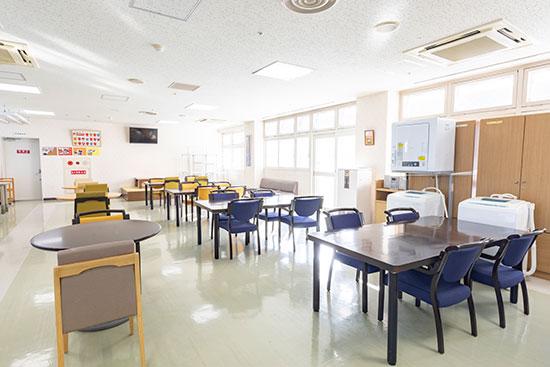 共栄_2階食堂