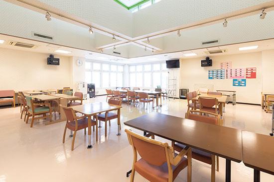 共栄_食堂